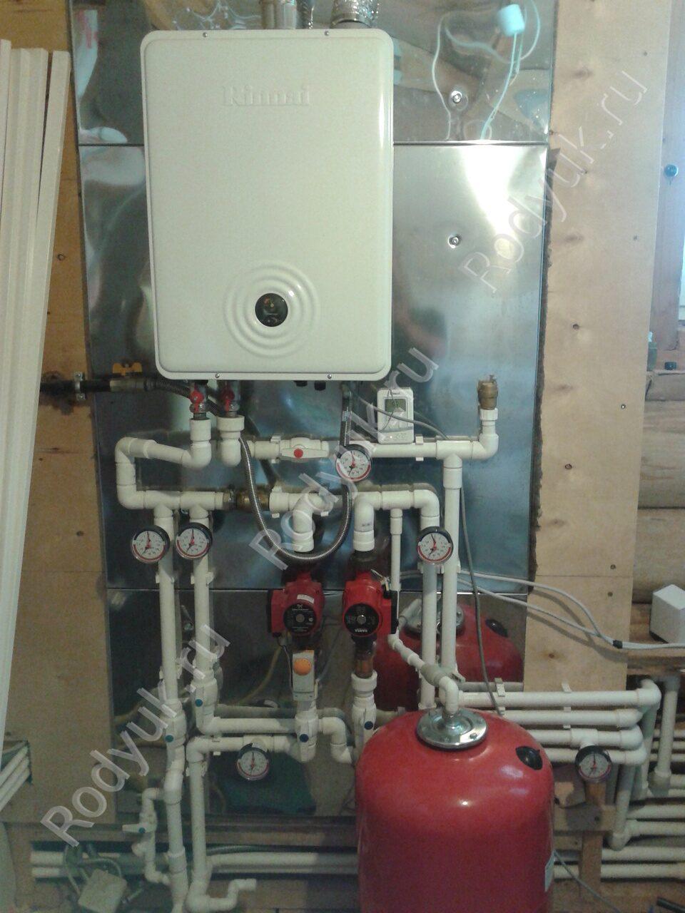 Как сделать газовый котел энергонезависимый
